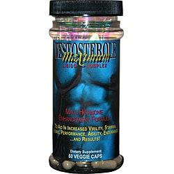 Maximum International Testosterole Male Enhancement Supplement (60 Capsules)