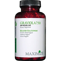 Maximum International Graviola750 Supplement