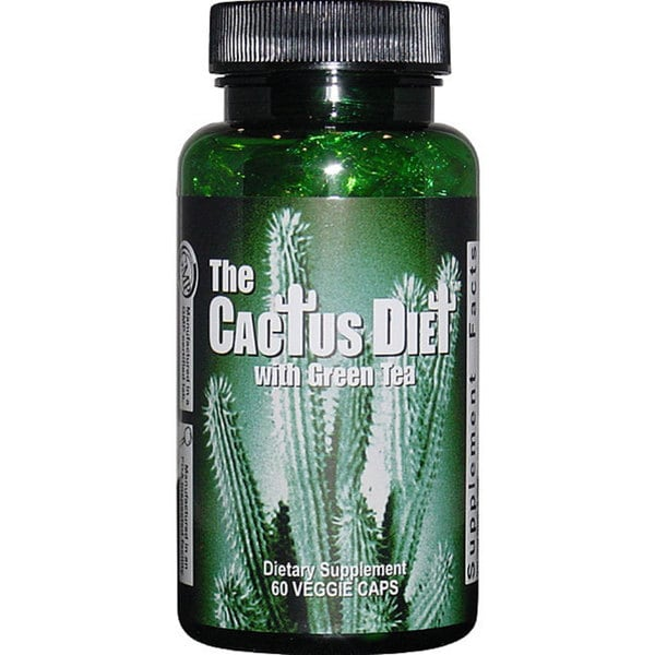 Maximum International 'The Cactus Diet' Supplement