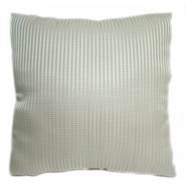 Damask 24-inch Throw Pillow