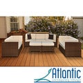 Firenze 9-piece Wicker Furniture Set