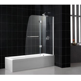 DreamLine Aqua Frameless Tub Door