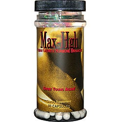 Maximum International Max-HGH Supplement (80 Count)