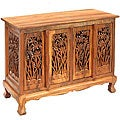 Bamboo Trees Storage Cabinet/ Sideboard Buffet