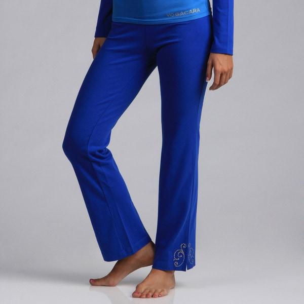 Yogacara Women's Bootcut Pants