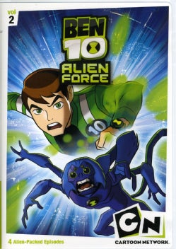 Ben 10 Alien Force: Vol 2 (DVD)