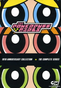 Powerpuff Girls 10th Anniversary Collection: The Complete Series (DVD)