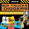 Big Trucks and Diggers Matching Game (Cards)