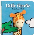 Little Giraffe Finger Puppet Book (Board book)