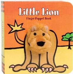 Little Lion Finger Puppet Book (Board book)