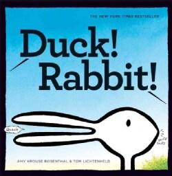 Duck! Rabbit! (Hardcover)