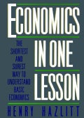 Economics in One Lesson: The Shortest and Surest Way to Understand Basic Economics (CD-Audio)