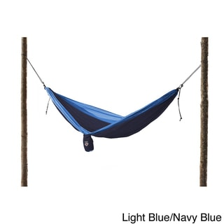 Grand Trunk Single Parachute Nylon Travel Hammock