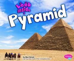 Look Inside a Pyramid (Hardcover)