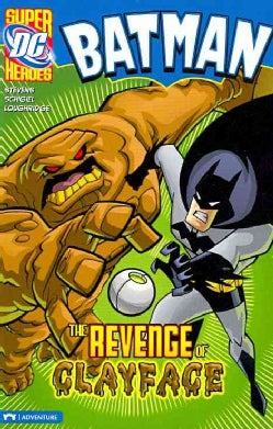 The Revenge of Clayface (Paperback)
