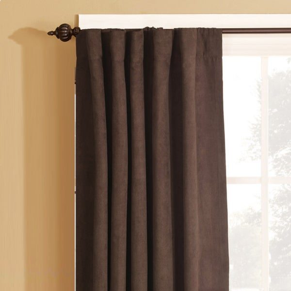 Thermal Blackout Patio Door Curtain Panel Wheat From Patio Door ...