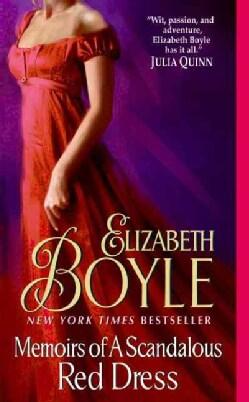 Memoirs of a Scandalous Red Dress (Paperback)
