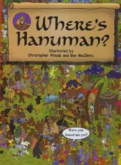 Where's Hanuman? (Hardcover)