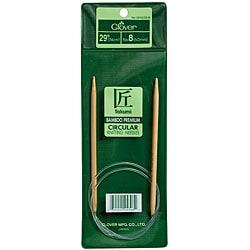 Bamboo Size 13 29-inch Circular Knitting Needles