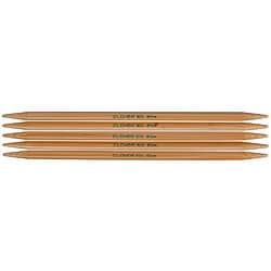 Clover Bamboo Size 7 Double-pointed Knitting Needles
