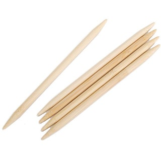 Bamboo Size 11 7-inch Double-point Knitting Needles