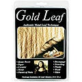 Houston Art 5.5x5.5-inch Gold Leafing Sheets (Pack of 25)
