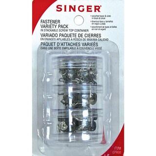 Singer 78-piece Fastener Variety Pack