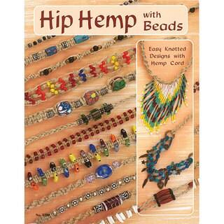 Design Originals Hip Hemp Wtih Beads Instructional Book