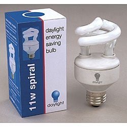 Daylight Energy Saving 11-watt Replacement Bulb