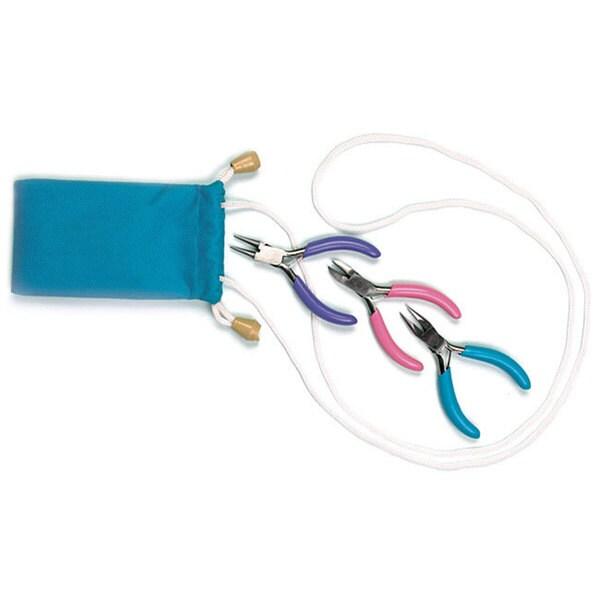 Three Mini Tools and Travel Bag Craft Value Pack