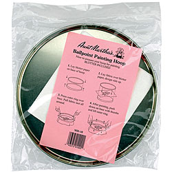 Aunt Martha's Ballpoint 10-inch Painting Hoop