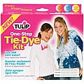 Tulip One-step Red/ Blue/ Yellow Tie-dye Kit