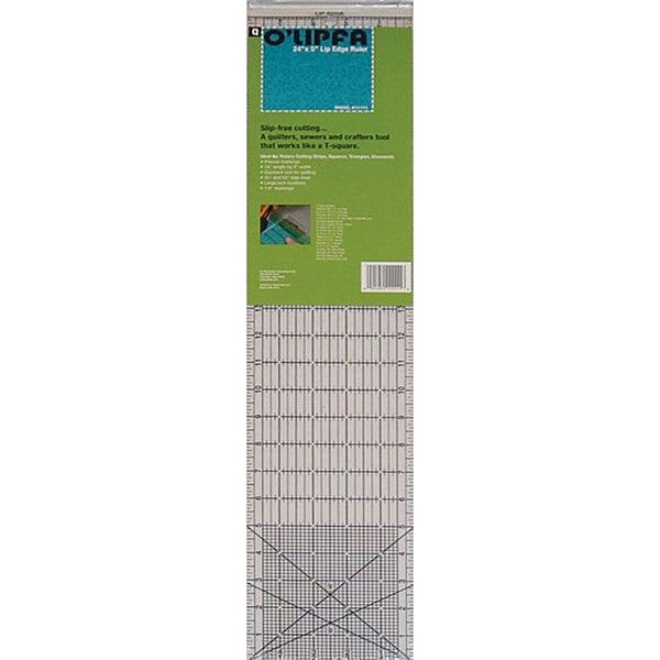 O'Lipfa 5x24-inch Lip Edge Ruler