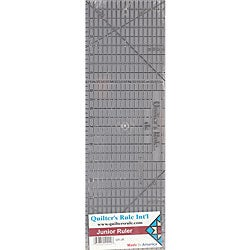 Quilter's 14x4.5-inch Junior Ruler