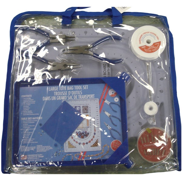 Jewelry Tool Set with Tote Bag