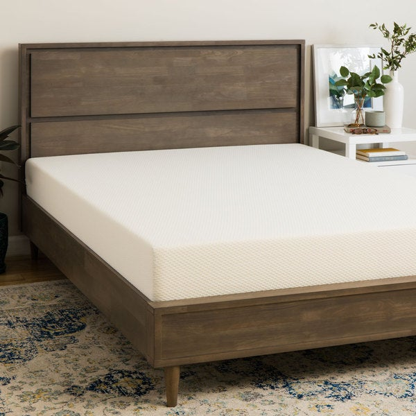 Select Luxury E.C.O. All Natural Latex Medium 10-inch Queen-size Hybrid Mattress