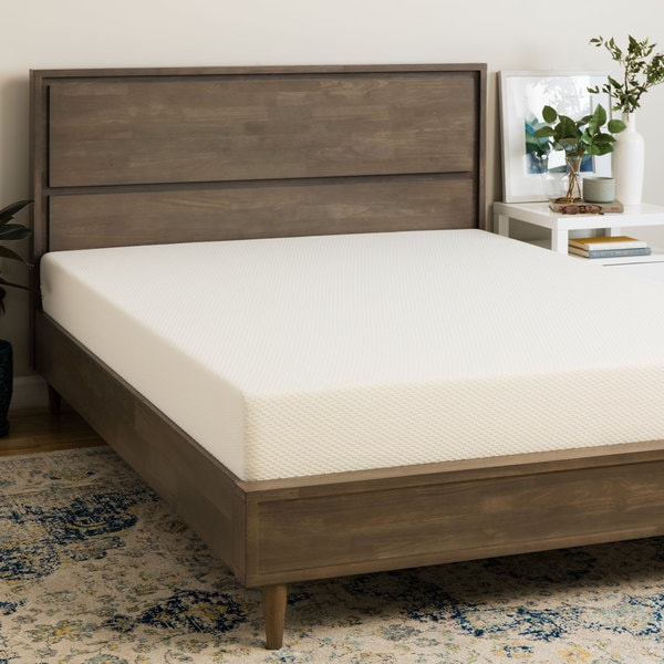 Select Luxury E.C.O. All Natural Latex Medium 10-inch King-size Hybrid Mattress