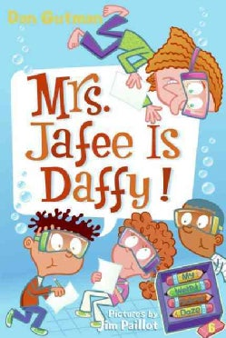 Mrs. Jafee Is Daffy! (Paperback)