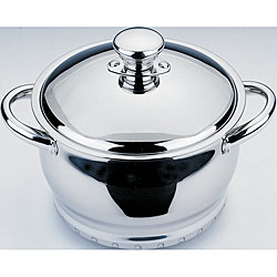 Heavy-duty 1.8-quart Covered Dutch Oven