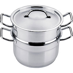 Professional Stainless Steel Steamer