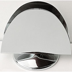 Half-moon Stainless Steel Napkin Holder