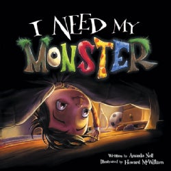 I Need My Monster (Hardcover)