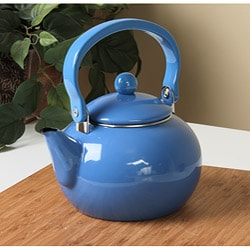 Reston Lloyd Calypso Basics Azure 2-quart Teakettle