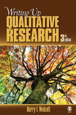 Writing Up Qualitative Research (Paperback)