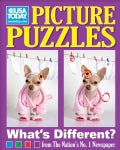 USA Today Picture Puzzles: What's Different? (Paperback)