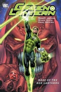 Green Lantern: Rage of the Red Lanterns (Hardcover)