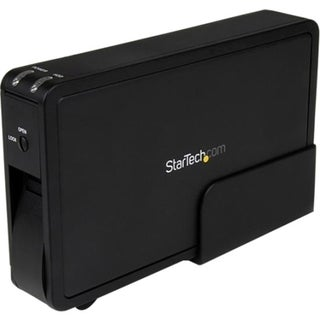 StarTech.com 3.5 eSATA USB External HDD Enclosure