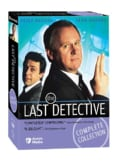 The Last Detective: Complete Collection (DVD)