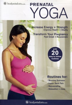 Getting Started With Prenatal Yoga (DVD)