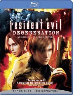 Resident Evil: Degeneration (Blu-ray Disc)